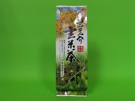 黒豆入り玄米茶〜宇治抹茶入り〜   200g