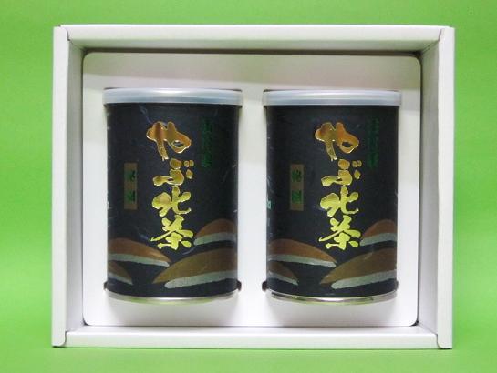 高級煎茶 秘園 2缶詰合せ